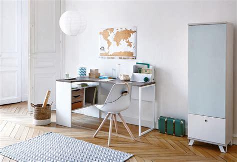 bureau chambre adulte bureau pour chambre adulte bureau optim bureau dcor blanc