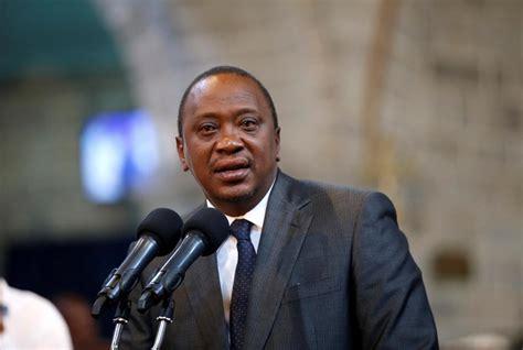 Kenya's President, Uhuru Kenyatta Welcomes Lifestyle Audit