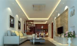Ceiling In Room by Suggested False Ceiling Height For Led Light Defusion