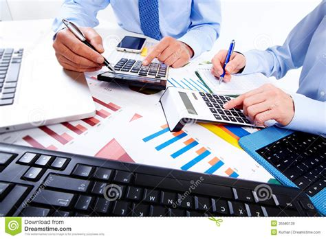 Can The Office Of A Finance Firm Be Cooler Than This by Business Team Working In The Office Stock Image Image