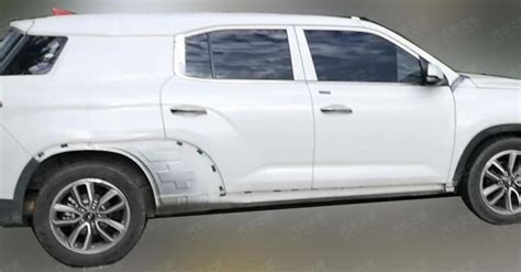 seat hyundai tucson hyundai ix chassis mule spied