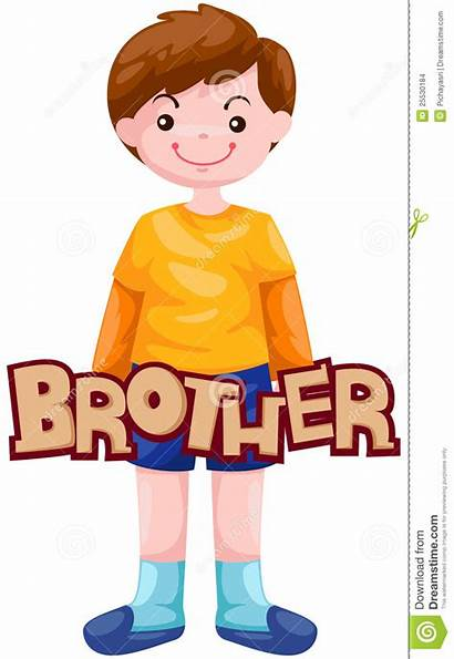 Brother Clipart Sister Letter Clip Brothers Illustration
