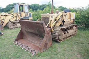 Caterpillar 951b Crawler Loader