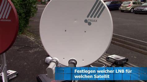 satellitenschüssel einstellen astra satellitensch 252 ssel ausrichten astra sat antenne richtig auf astra 19 2 ausrichten