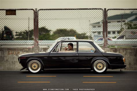 stancenation bmw 2002 older is better remaking the classic 2002