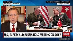CNN International - Military Analyst Lt Col Rick Francona ...