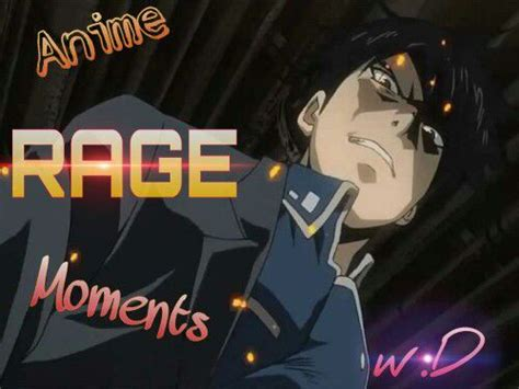 anime cool moments best anime rage moment rage character anime amino