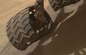 Look at what two years on Mars did to the Curiosity Rover ...