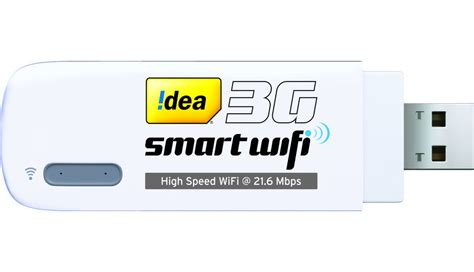 idea smart wifi  dongle launched  rs  digit