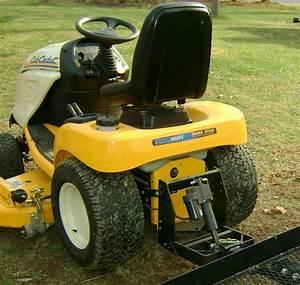 Cub Cadet Garden Tractor Accessories