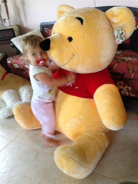 pooh jumbo disney park 42 quot winnie the pooh plush 106 68 cm