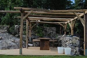 Sonnensegel Pfosten Holz : gartenm bel konzepte aus holz ~ Michelbontemps.com Haus und Dekorationen