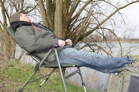 Armchair Warrior by Review Fox Warrior Armchair Xl Total Fishing