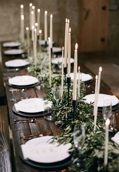 green black  white wedding ideas  fall