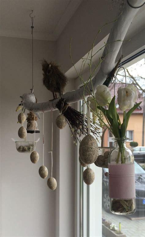 deko ast ostern decoration pinterest branch decor