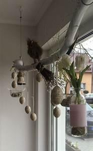 Deko Ast Fenster : deko ast ostern fensterdeko ideen ostern dekoration ~ A.2002-acura-tl-radio.info Haus und Dekorationen