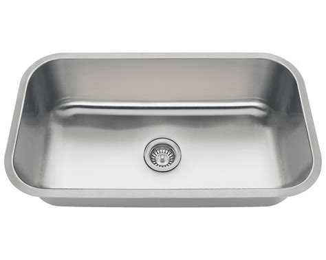 C Single Bowl Stainless Steel Kitchen Sink