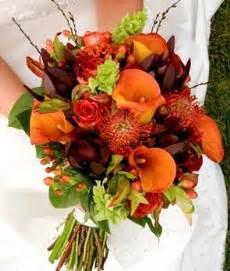 fall wedding flowers autumn wedding colours and theme ideas wiggins