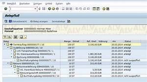 Sap Lieferschein Anzeigen Transaktion : materialbezogene und wertbezogene gutschriften dab daten analysen beratung gmbh ~ Themetempest.com Abrechnung
