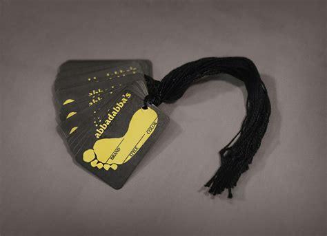 string tags hang tagsclothing tags custom printed tags