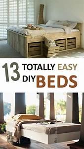 13, Totally, Easy, Diy, Beds, U2013, Sunlit, Spaces