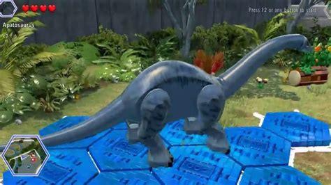 lego jurassic world  apatosaurus releases  gold brick