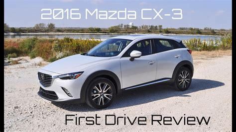 2016 Mazda Cx 3 Grand Touring by Hd Drive Review 2016 Mazda Cx 3 Grand Touring Awd