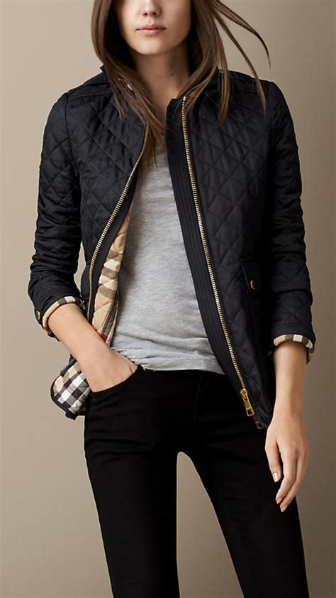 burberry quilted jacket burberry quilted jacket on