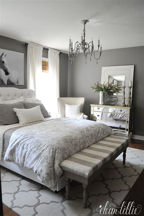 grey bedroom color ideas how to go glamorous with gray in your guest bedroom 15492 | 08a33babe1a864e623cdad231267c2e2