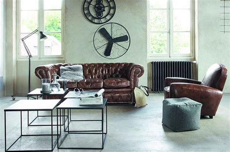 modern industrial living room ideas 15 stunning industrial living room designs rilane Modern Industrial Living Room Ideas