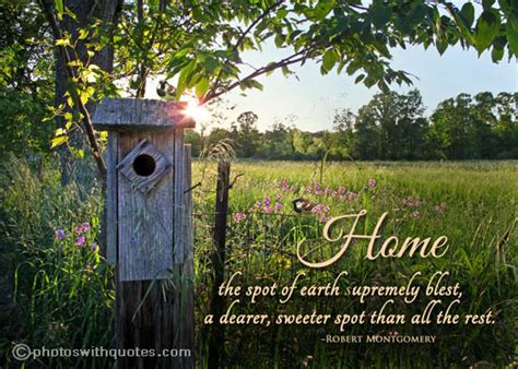 Inspiring Images Of Homes Photo by Quote About Home Image