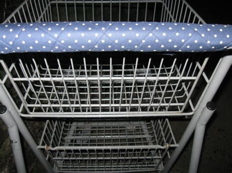Shopping Cart Cover Cart Handle Cover Cart By Countrycrafting