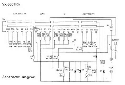 how to measure current with an analog multimeter electrical engineering stack exchange
