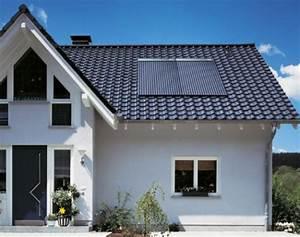 Solaranlage Für Einfamilienhaus : solaranlage zur heizungsunterst tzung solar solarw rme baunetz wissen ~ Sanjose-hotels-ca.com Haus und Dekorationen