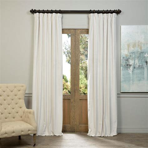 White Curtains Drapes - exclusive fabrics furnishings blackout signature