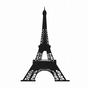 Eiffel Stencil - ClipArt Best