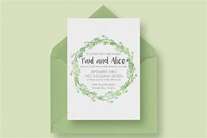 Hip wedding invitation suite invitation templates on for Hip wedding invitations template