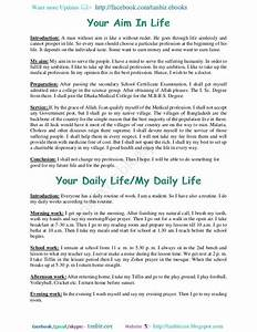 Environmental Science Essay My Daily Life Essay For Class  Free Hr Dissertation Examples How To Write A Thesis Statement For A Essay also English Essay Samples My Daily Life Essay Essay In Love My Daily Routine In Summer  Essay For Science