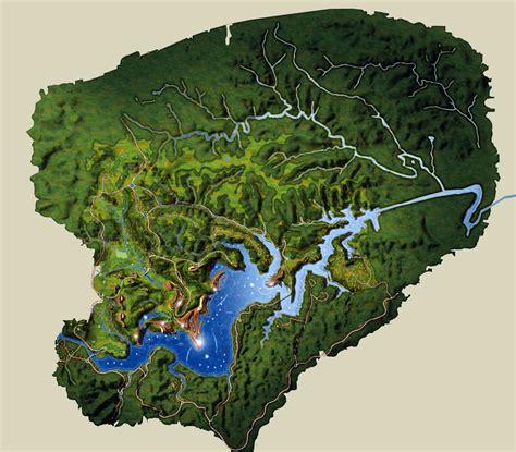 greentea lake resort concept master plan brent