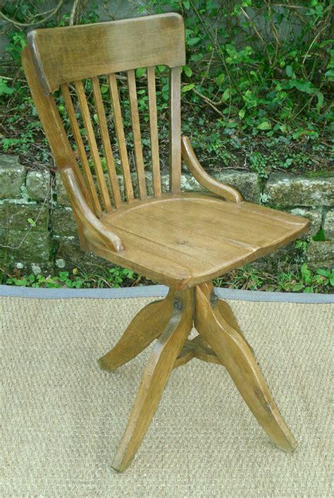fauteuil de bureau americain joli fauteuil de bureau de style américain en chêne