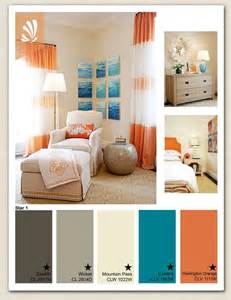 orange grey and turquoise living room 17 best images about coastal color inspiration navy teal