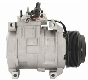 Air Conditioning Compressor Suits Honda Accord Euro Cl 2 4l K24a 2003