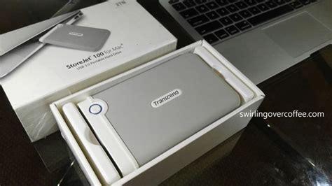 transcend storejet 100 for mac 2tb external drive