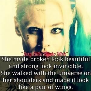 Pin by Nicole M... Harley And Joker Quotes