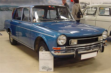 Pin Simca 1301 Special On Pinterest