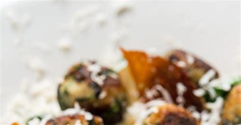 italienne canederli delicate  cabbage  bread dumplings  size  swedish meatballs