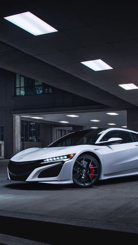 Acura Nsx Iphone Wallpaper by Acura Nsx 2019 4k Wallpapers Hd Wallpapers Id 27405