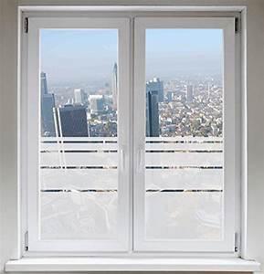 Sichtschutz Für Fensterscheiben : indigos ug sichtschutzfolie fensterfolie glasdekorfolie dynamische streifen satiniert ~ Sanjose-hotels-ca.com Haus und Dekorationen