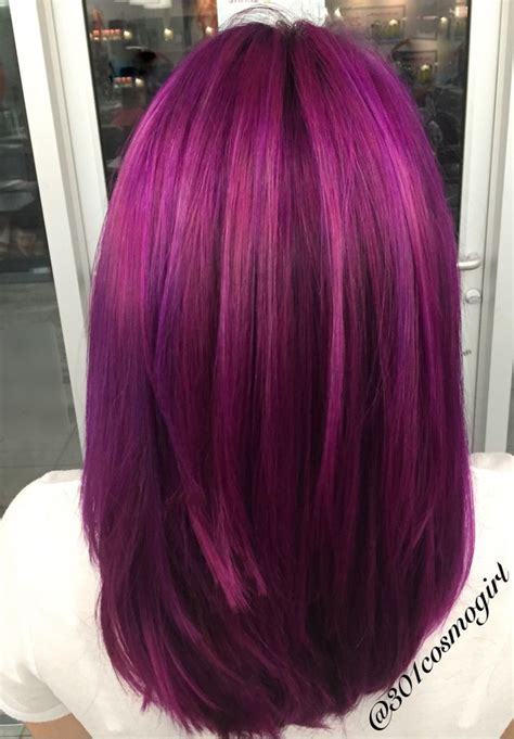 1000 Ideas About Violet Hair Colors On Pinterest Violet