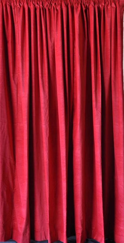 velvet curtain 13 h panels home theater wall